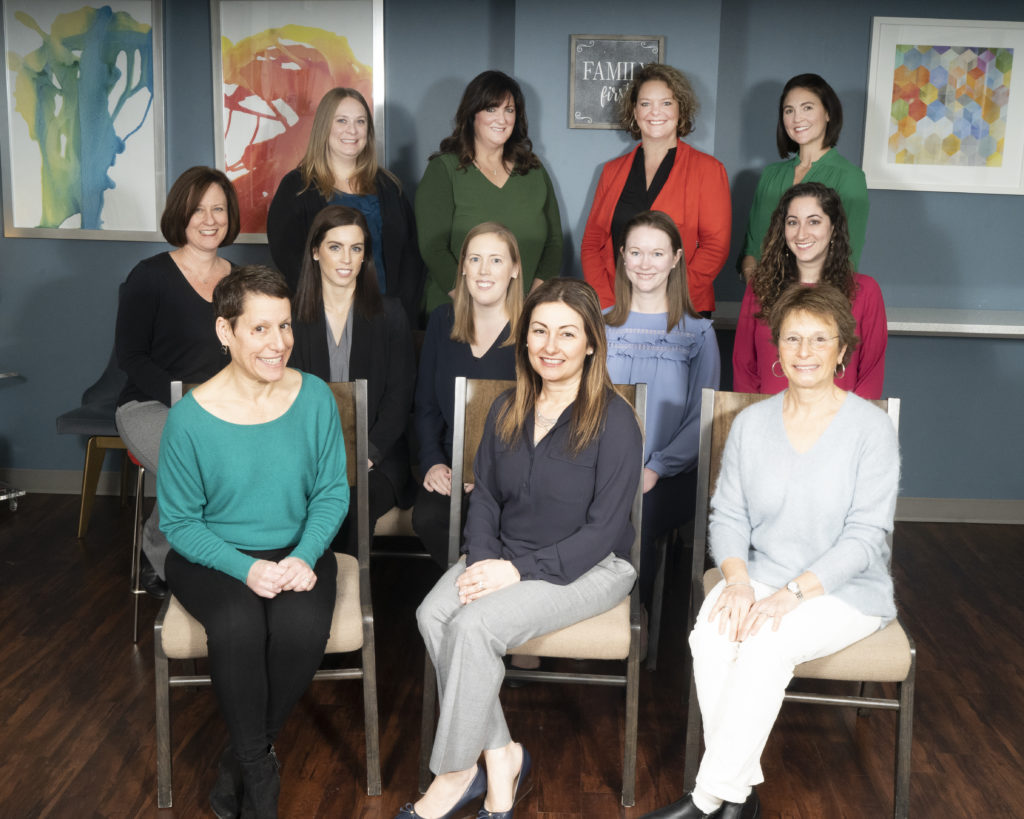 FamilyFirst VA team of licensed clinical psychologists